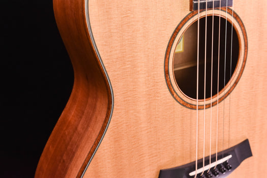 Used Taylor Custom Shop Grand Orchestra- Tasmanian Myrtle and Sitka Spruce - 2015