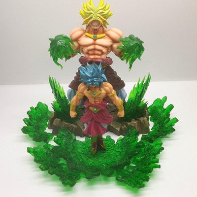 Broly Evolution Dragon Ball Z - FIGURINE MANGA & ANIMÉ-Figurine Manga Déco-Figurine Manga Déco