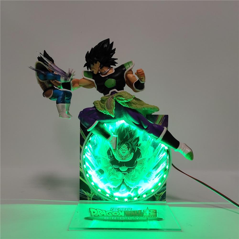 Broly VS Vegeta Dragon Ball Z - FIGURINE MANGA & ANIMÉ-Figurine Manga Déco-Figurine Manga Déco