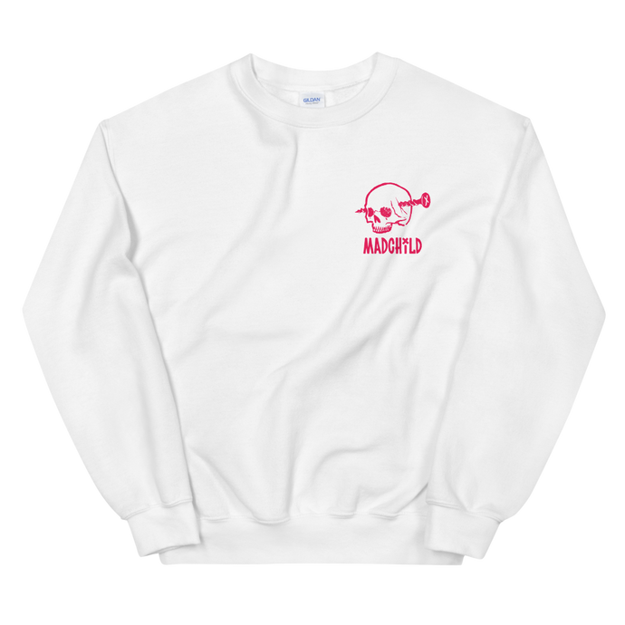 Legends Never Die Sweatshirt (White)