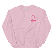 Load image into Gallery viewer, Legends Never Sweatshirt (Pink)