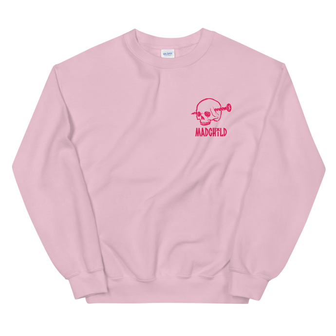 Legends Never Sweatshirt (Pink)