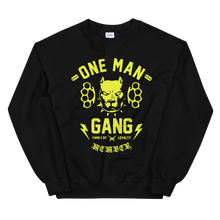 Load image into Gallery viewer, OMG Member Sweatshirt (Yellow)