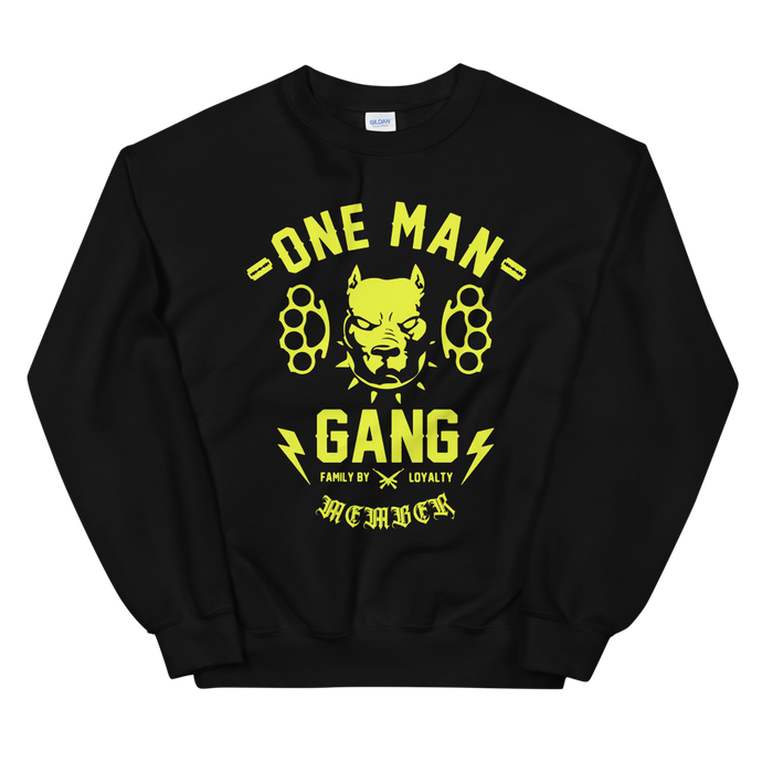 OMG Member Sweatshirt (Yellow)