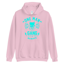 Load image into Gallery viewer, OMG Member Hoodie (Teal)
