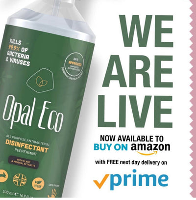 Opal Eco Is Now On Amazon!
