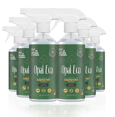 All-Purpose Antibacterial Disinfectant - 6x 500ml