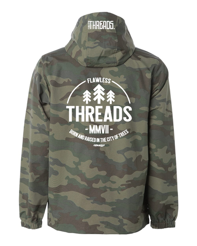 Mens | Anorak Jacket | Threads