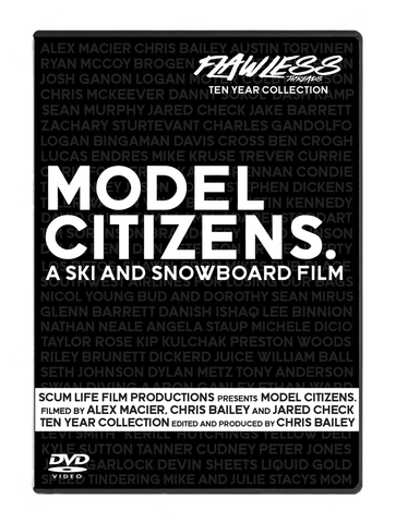 Model Citizens DVD
