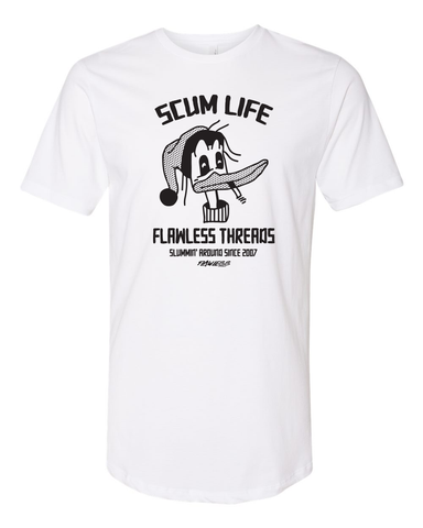 Mens | Long Tee | Scum Life
