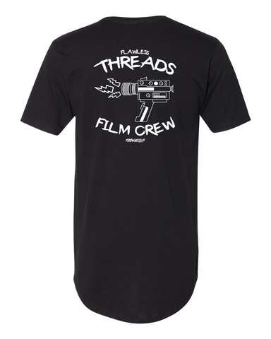 Mens | Long Tee | Film Crew