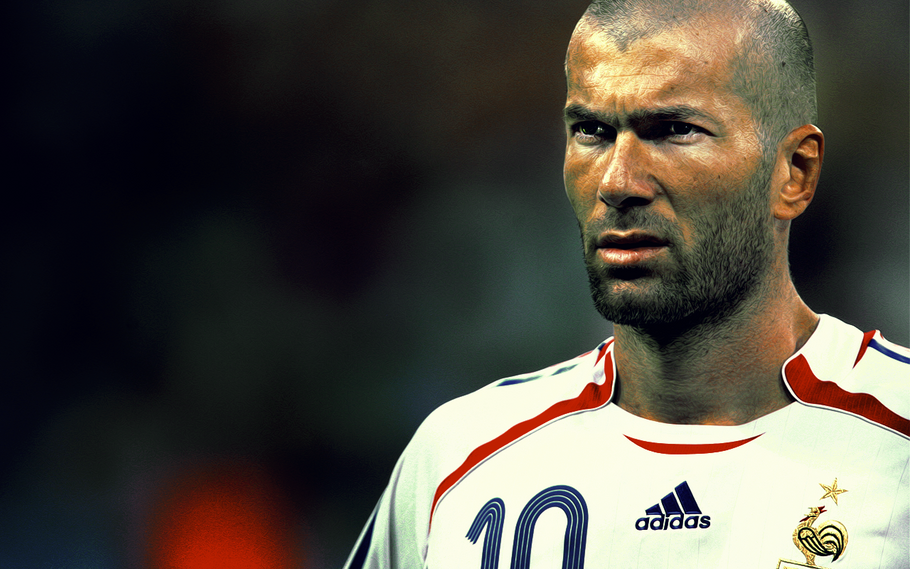 Player Profile: Greatest Zidane Kits