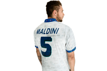 Load image into Gallery viewer, 1994 World Cup Italy away replica retro football shirt