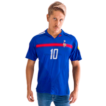 Load image into Gallery viewer, 2004 France home replica retro football shirt