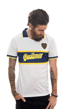 Load image into Gallery viewer, 1997 Boca Quilmes away replica retro football shirt