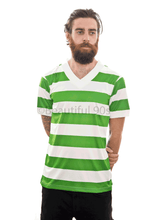 Load image into Gallery viewer, 1980 Celtic home replica retro football shirt