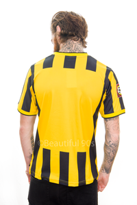 2000 Dortmund home replica retro football shirt