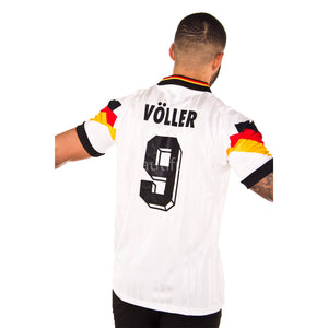 1992 Germany home replica retro football shirt