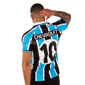 2000-2001 Grêmio home replica retro football shirt