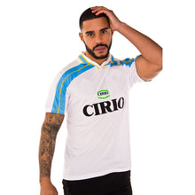 Load image into Gallery viewer, 1999-2000 Lazio away short sleeve replica retro football shirt