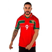 Load image into Gallery viewer, 1998 Morocco away replica retro football shirt