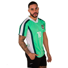 Load image into Gallery viewer, 1998 Nigeria World Cup retro replica football shirt