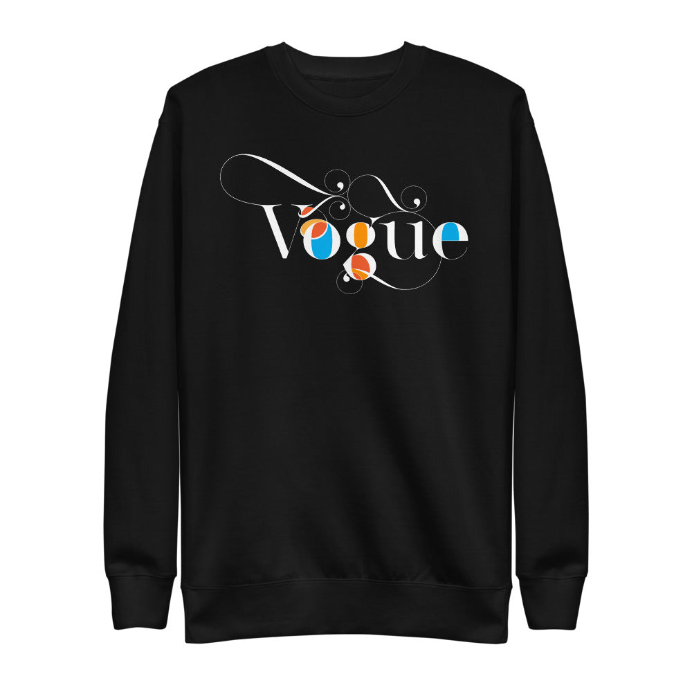 Vogue | Fleece Pullover