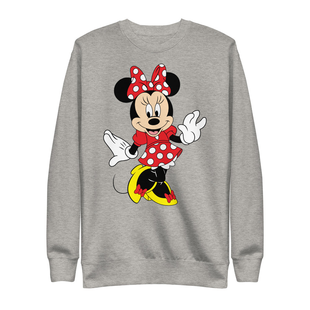 Minnie Mouse | Fleece Pullover
