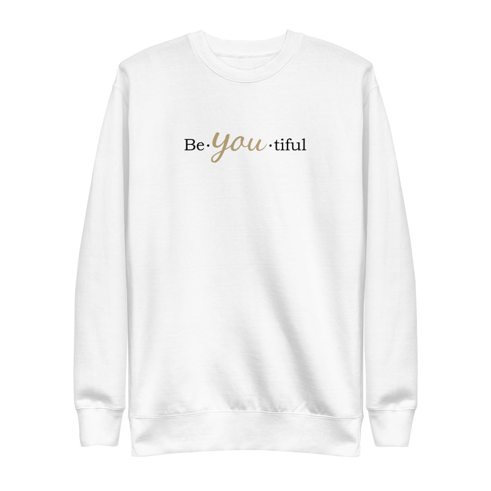 Be You Tiful | Fleece Pullover