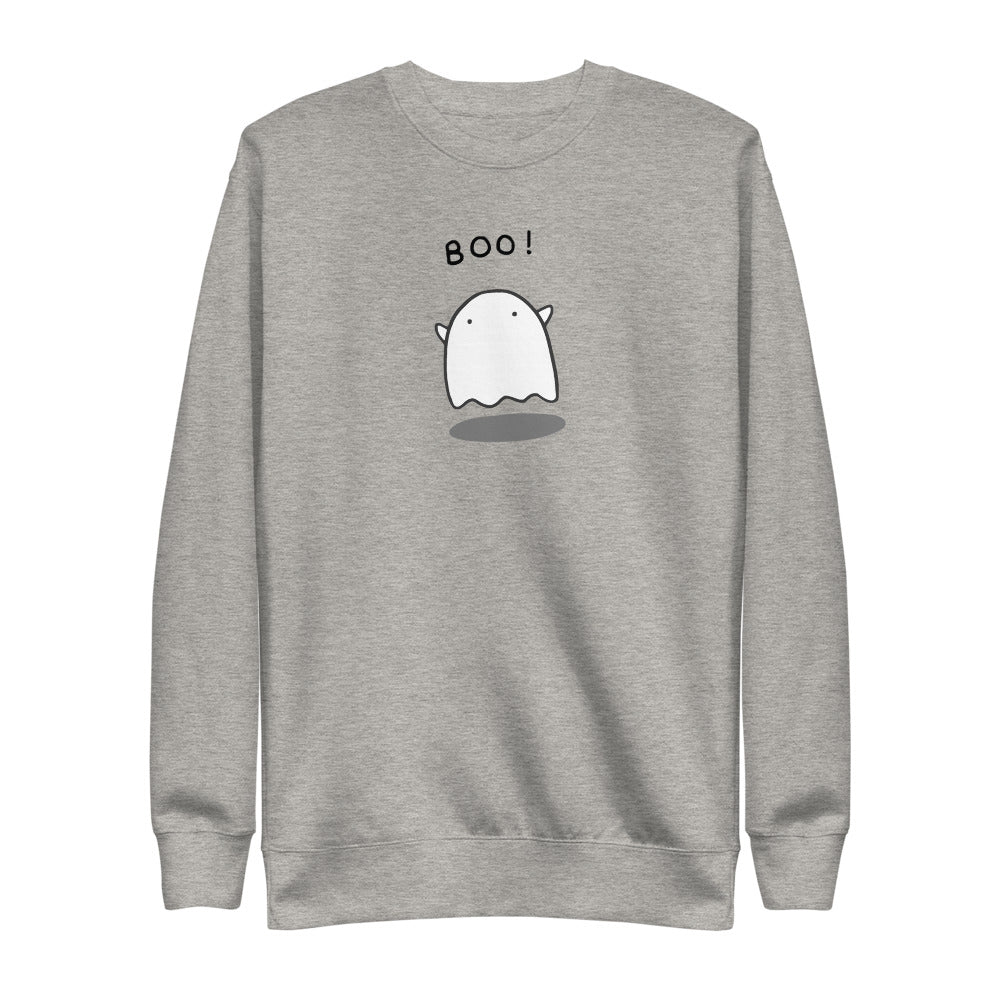 Boo! | Fleece Pullover