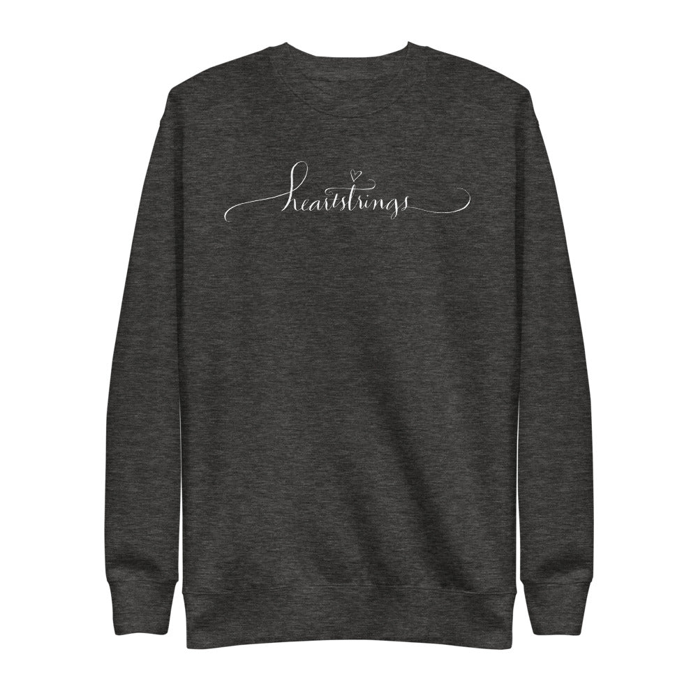 HeartString | Fleece Pullover