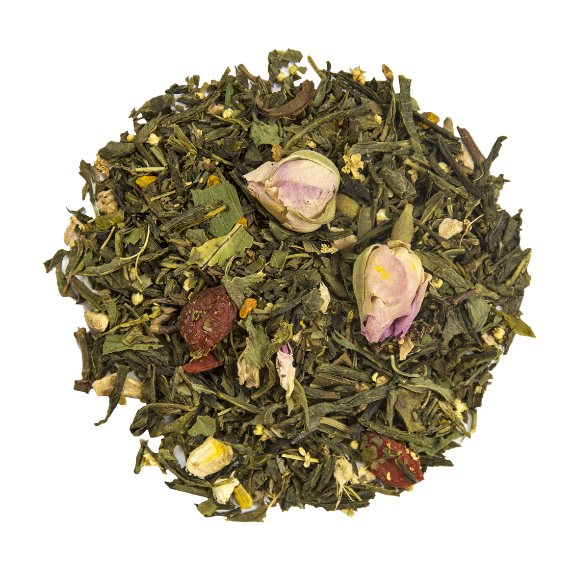 Antioxidant Green Tea Natural Herbs