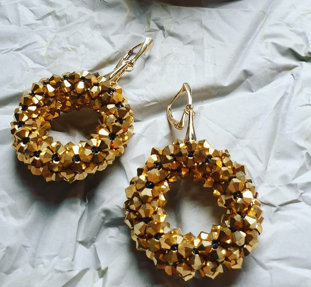 Torus Earrings