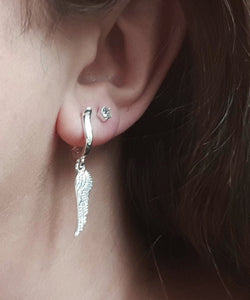 Angel's Wings Earrings