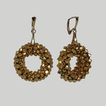 Load image into Gallery viewer, Torus Earrings