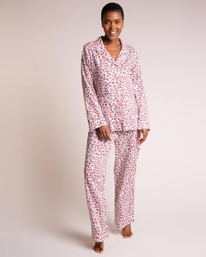 Love Cats Pyjama Set PJ Sets Yawn