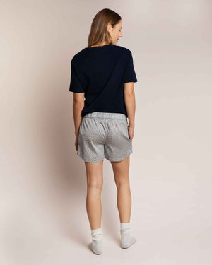 Port in a Storm Organic Sleep Shorts Sleep Shorts Yawn