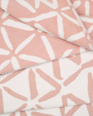 The Forever Blanket | Pink Blanket Yawn