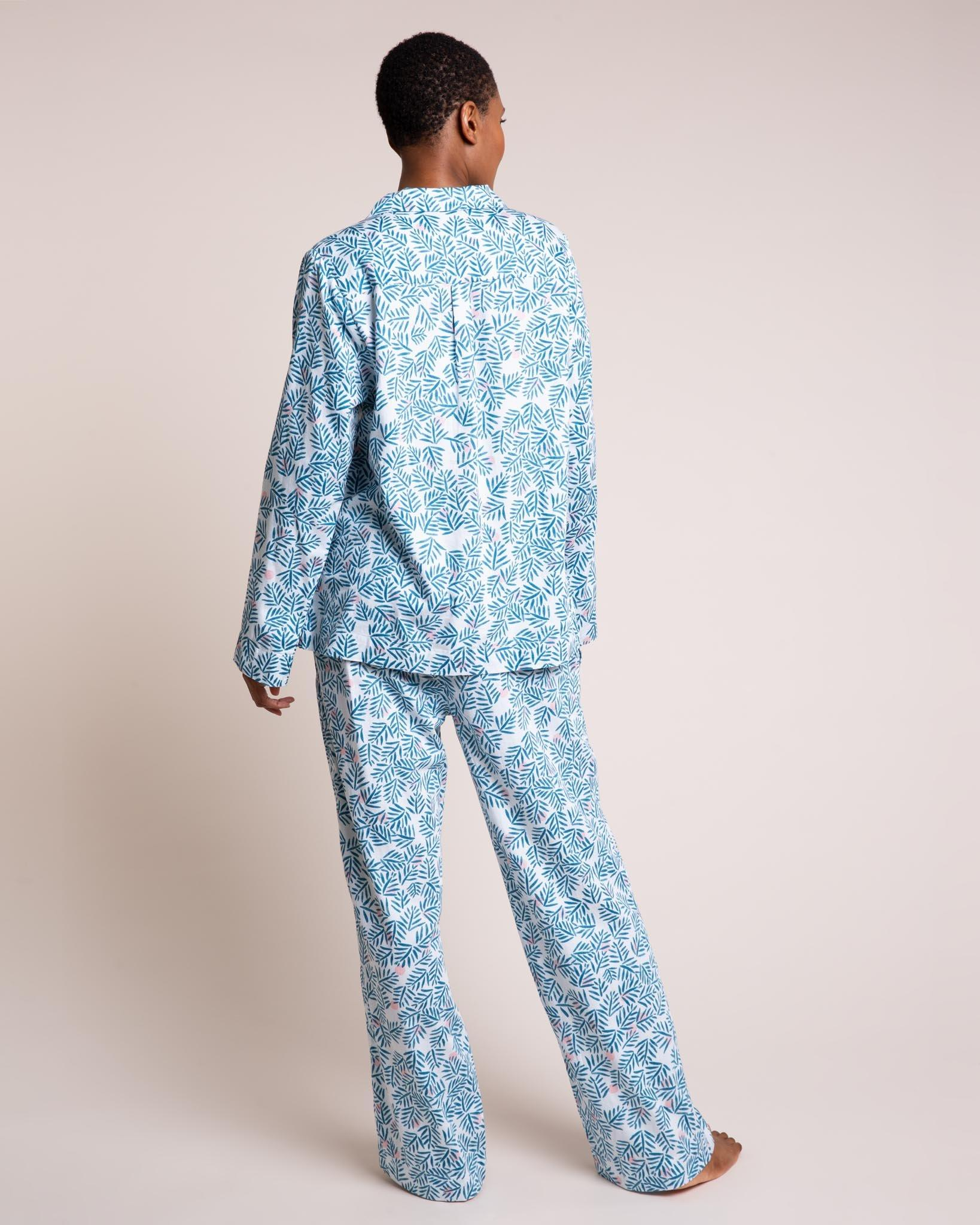 Tropical Nights Pyjama Set PJ Sets Yawn