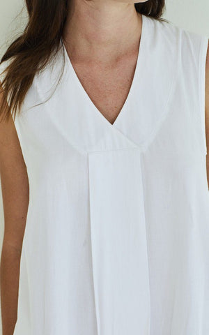 White Nightdress Sale Yawn