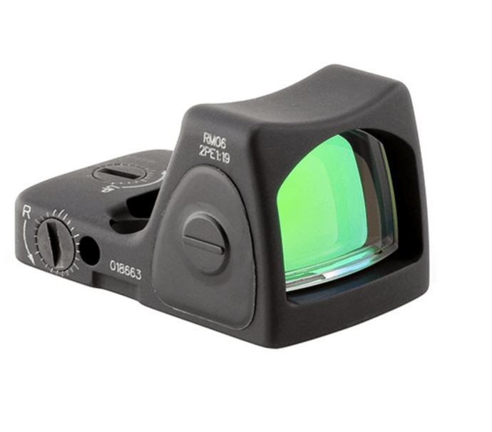 Trijicon RMR Sight Adjustable