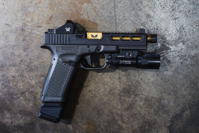 DWS Glock Mark II Destroyer