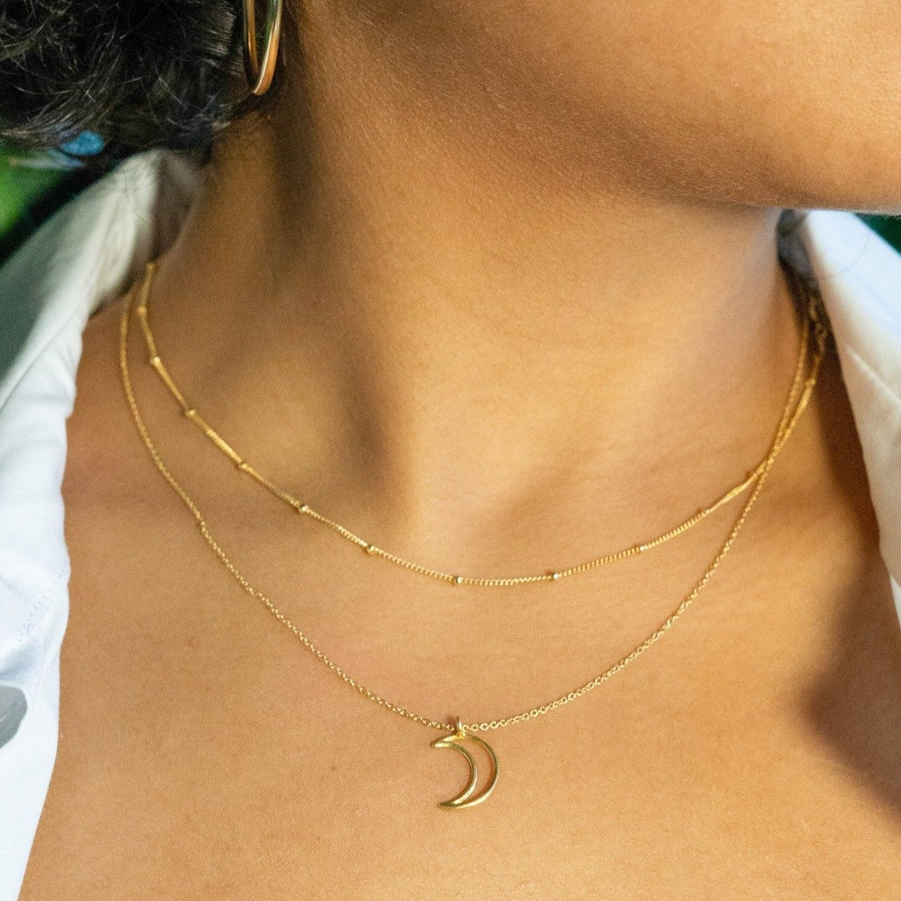 Goldi Necklace