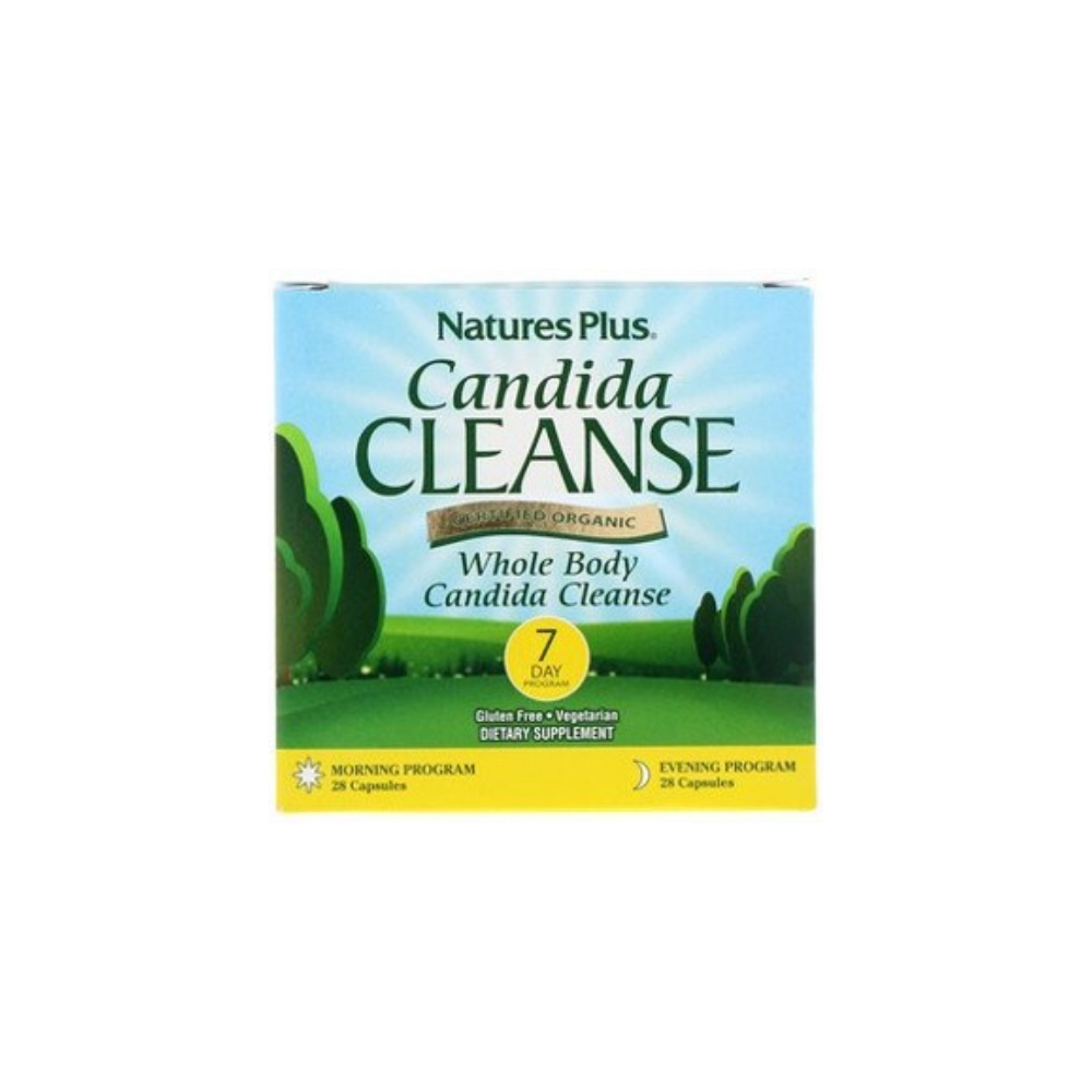 Nature's Plus, Candida Cleanse 7 Day Program