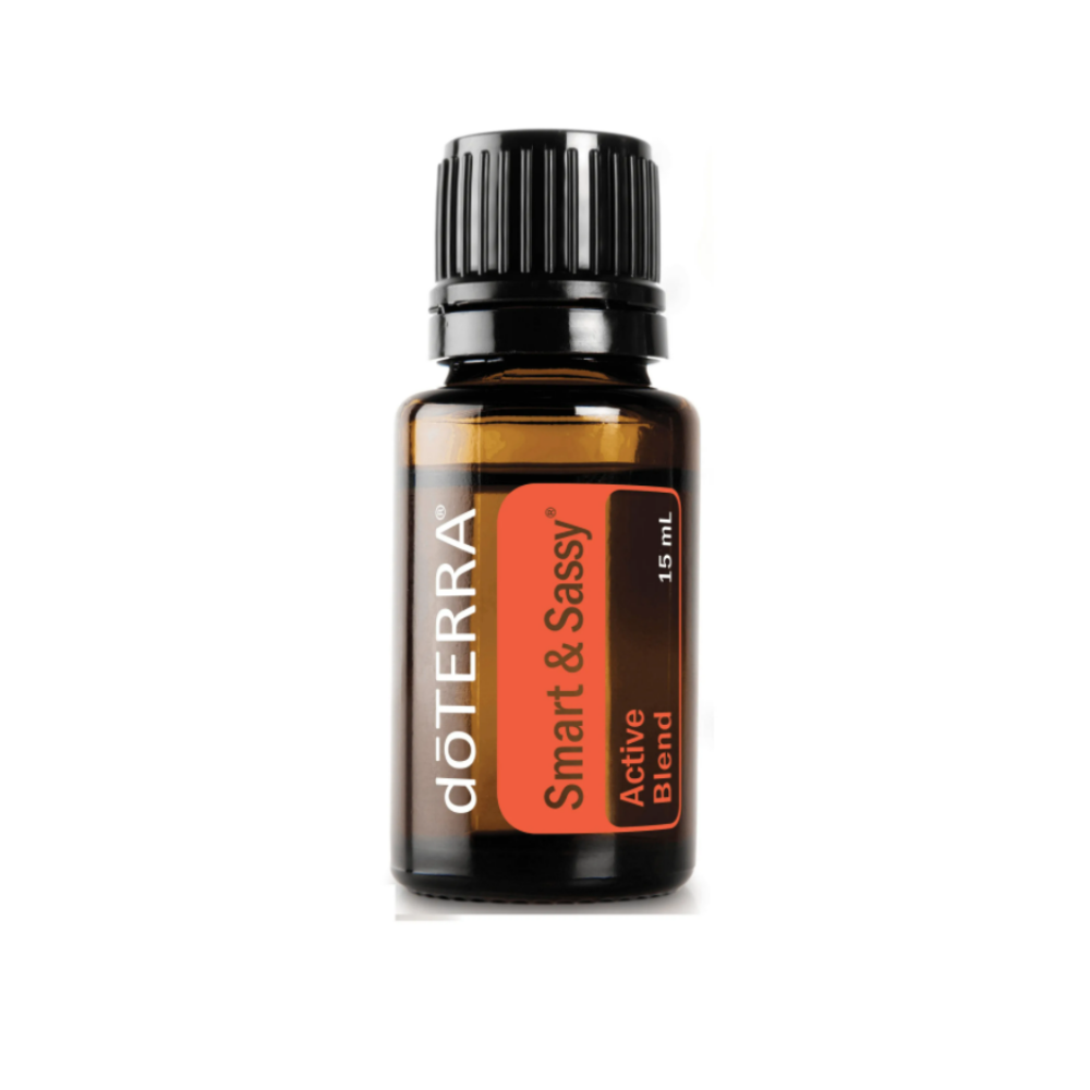 Pure Essential Oil doTerra Blend - Smart & Sassy