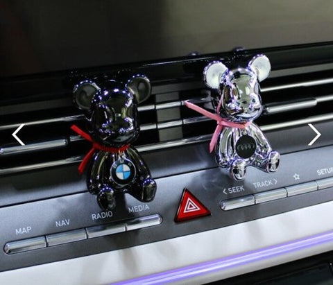 Bearbrick Automotive Air freshener, Car Diffuser Vent Clip