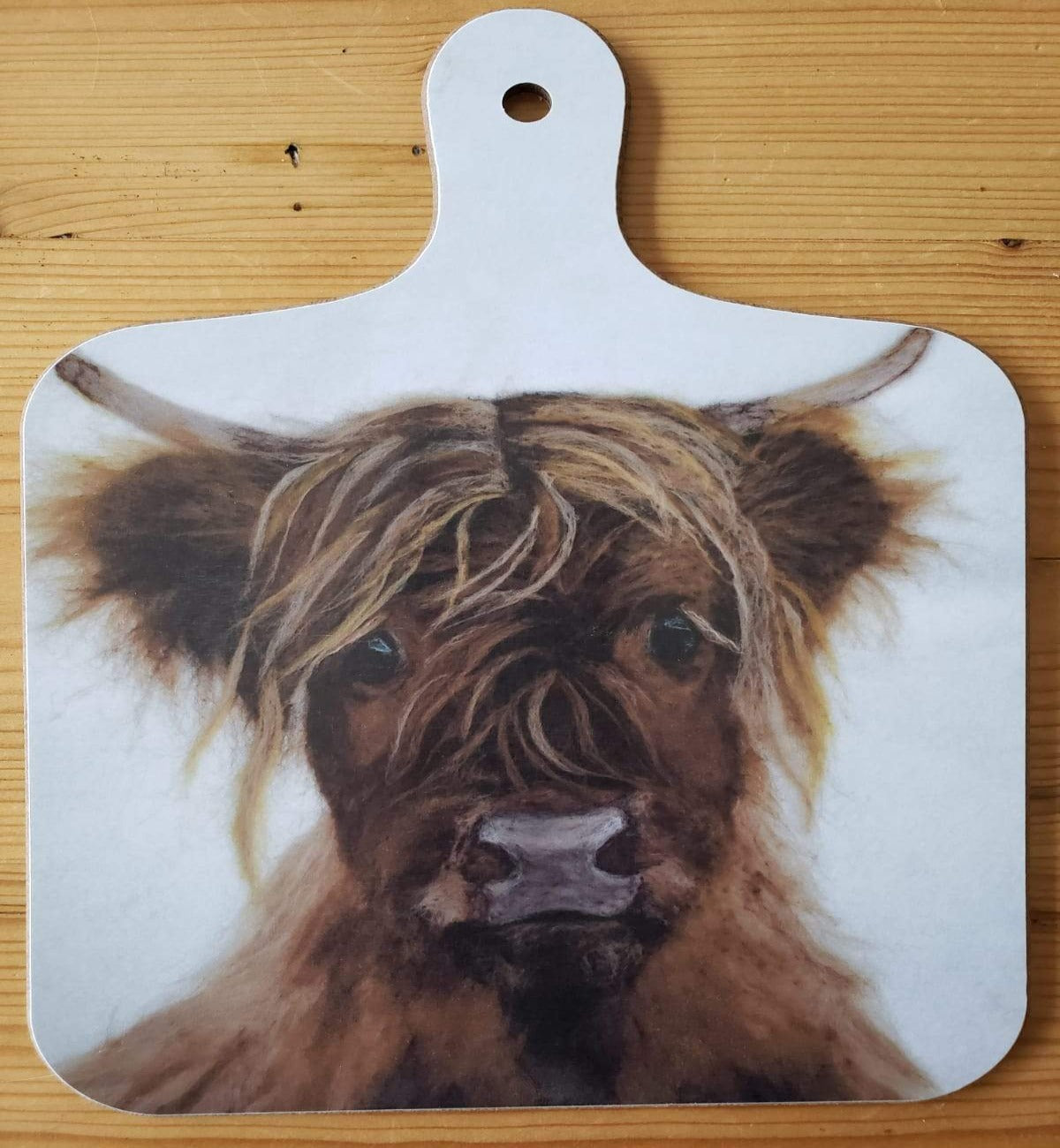 'Handsome Harry' Mini Chopping Board