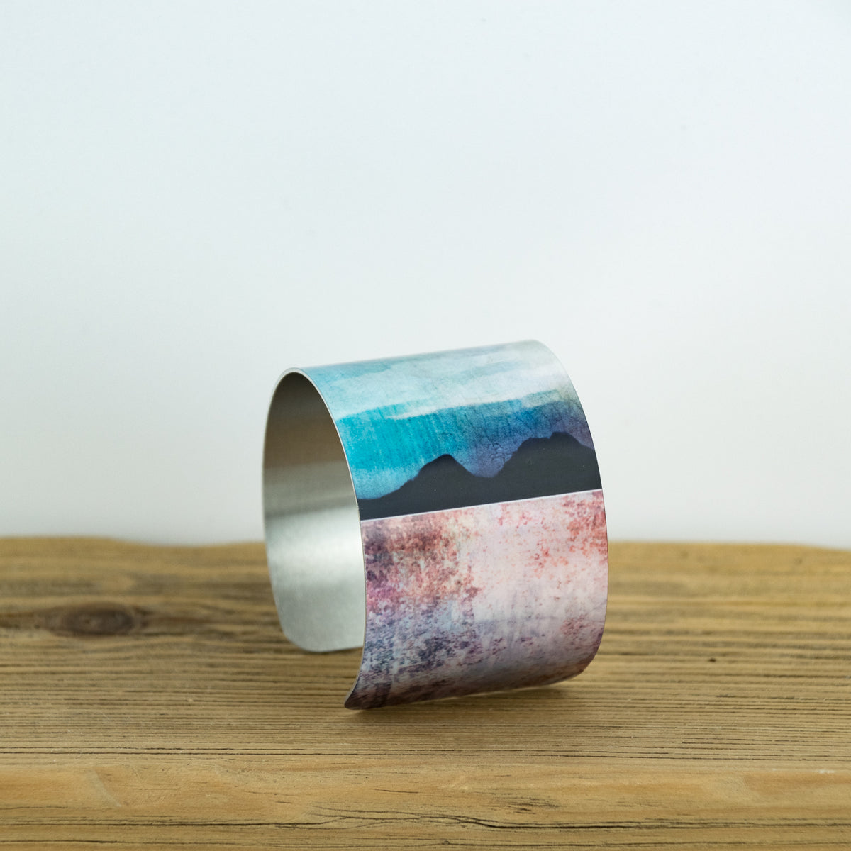 """Jura"" Bangle by Cath Waters"