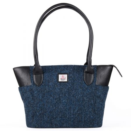 Large Tote blue