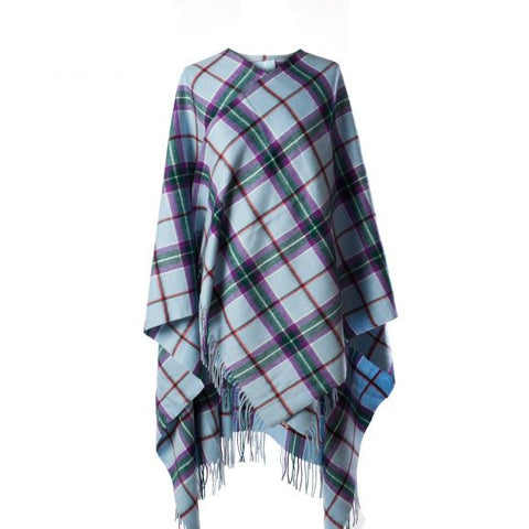 World Peace Tartan Cape